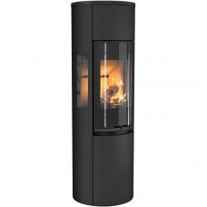 Contura 596G Style стеклянная дверца, черный