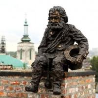 Памятники трубочистам в разных городах мира