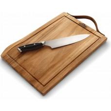 Разделочный набор (2 предмета: доска + нож)