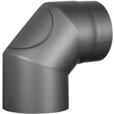 Колено c ревизией угол 90 d-150 mm