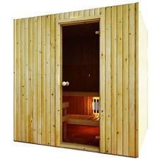 Сауна Saunax Trendline 1200x1500 (Ель)