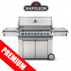 Газовый гриль Napoleon Prestige PRO-665!