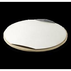 Камень для пиццы Круглый, 26 см!