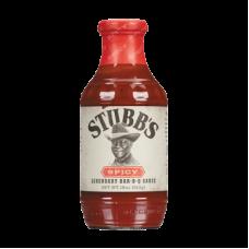"Барбекю соус ""Stubbs SPICY BAR-B-Q"""