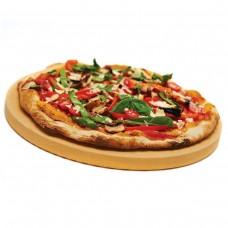 Толстый камень для пиццы 38см
