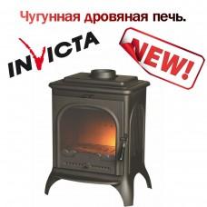 ПЕЧЬ-КАМИН SEVILLE антрацит NEW