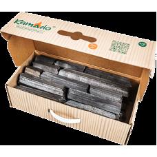 """Уголь """"Камадо"""" (брикеты) 4,7 кг, коробка"""