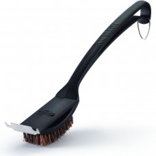 Щетка для чистки решеток гриля с пальмовым ворсом