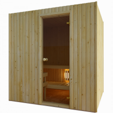 Сауна Saunax Trendline 1500x1800 (Ель)