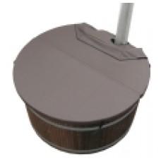 Крышка теплоизоляционная, диаметр 2000 мм Side